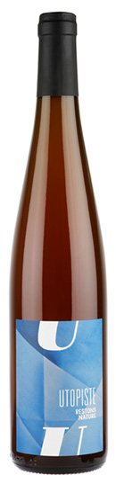Vin nature Natural Wine Bio Organic Utopiste Gewurztraminer Kumpf et Meyer